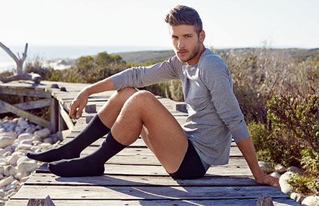 Socken & Strumpfhosen Herren-Mode