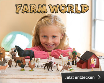 Schleich Farm World