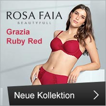 Rosa Faia Grazia neue Kollektion