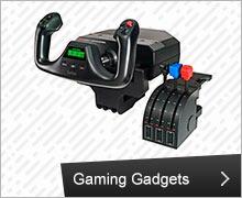 Logitech® Gaming Gadgets