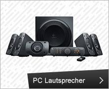 Logitech® PC Lautsprecher