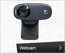 Logitech® Webcam