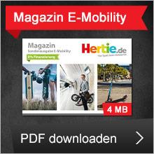 NEU Hertie Magazin E-Mobility