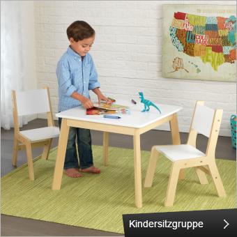 Kindertisch mit Stühlen