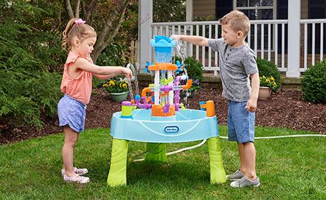 Outdoorspielzeug