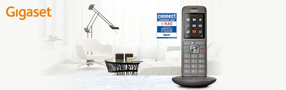 Gigaset , Festnetz , Telefon