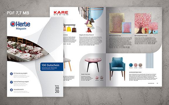 Hertie Magazin 2020